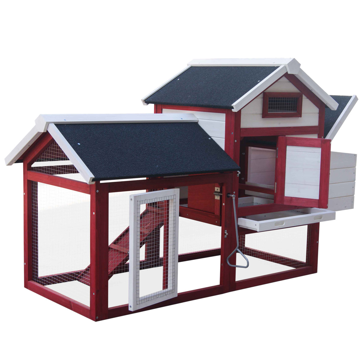 h hnerstall gefl gelstall hasenstall kaninchenstall. Black Bedroom Furniture Sets. Home Design Ideas