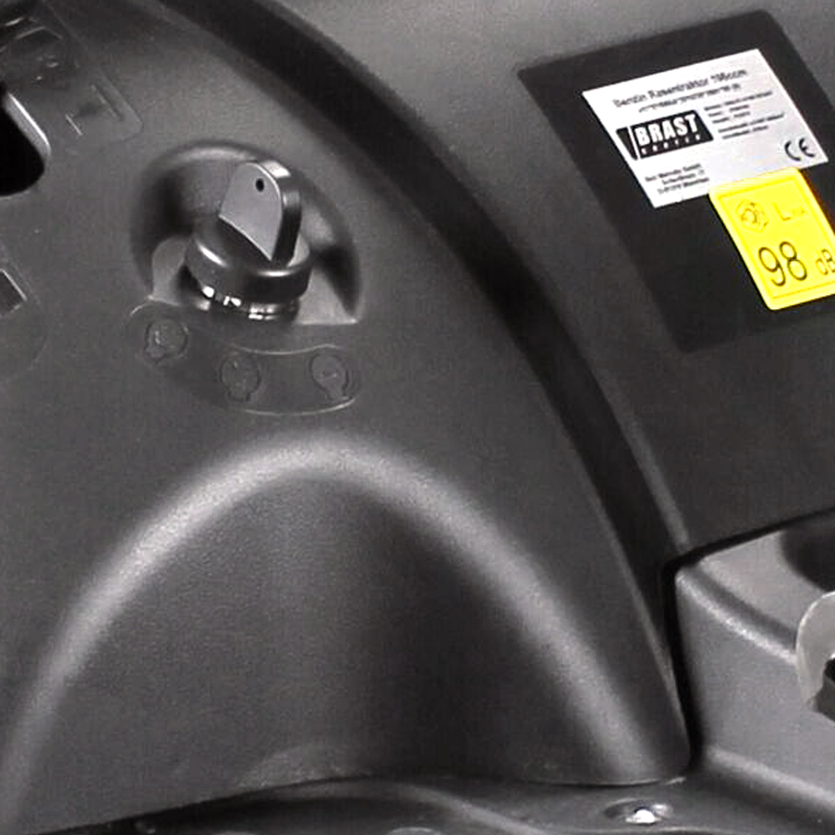 brast benzin rasentraktor aufsitzm her 4 8kw 6 5ps mit. Black Bedroom Furniture Sets. Home Design Ideas